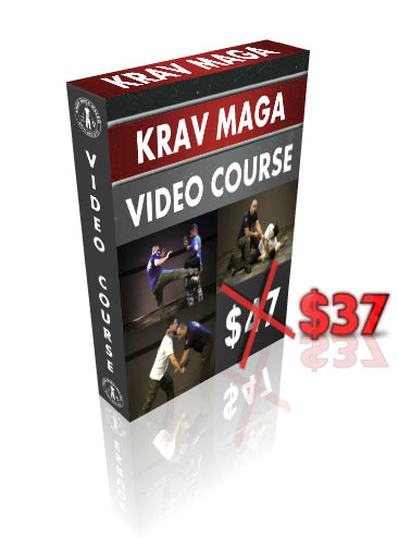 Krav Maga Video Course - NOW at only $37