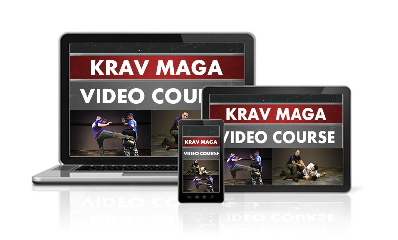 Krav Maga Video Course - Screen Banner