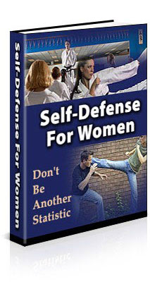 Self Defense for Women - Dont be Another Statistic
